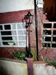 theinfill art deco dolls house blog, theinfill dolls house blog, theinfill 1930s-50s Deco House, Hogepotche Hall –Hodgepodge Hall - Medieval Tudor Jacobean dolls house blog - street lighting