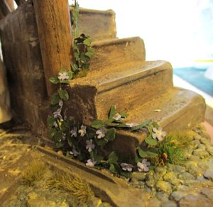 theinfill blog – Dolls House Emporium Market Cross kit - plant kits
