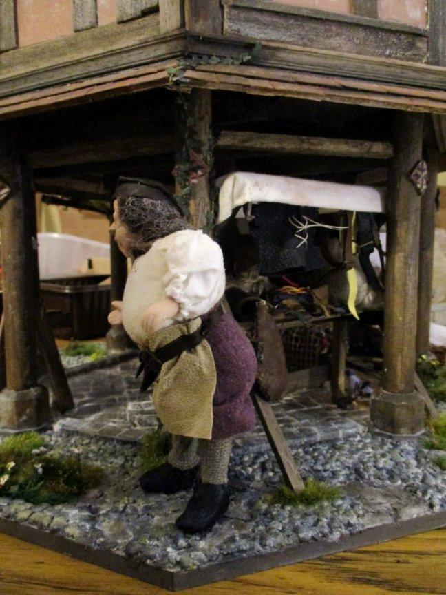 theinfill blog – Dolls House Emporium Market Cross kit - leatherworker