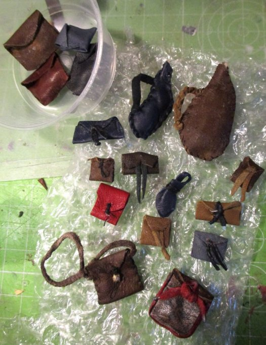 theinfill blog – Dolls House Emporium Market Cross kit - leatherworker goods