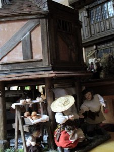 theinfill blog – Dolls House Emporium Market Cross kit and Hogepotche Hall