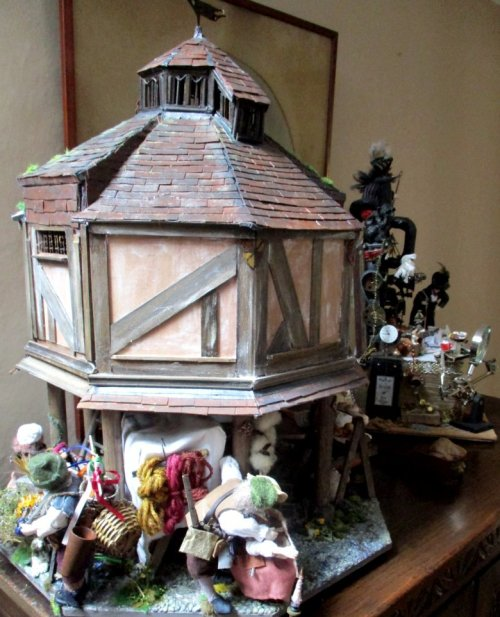 theinfill blog – Dolls House Emporium Market Cross - own adaptations