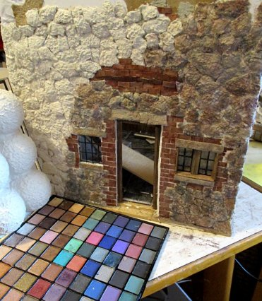 theinfill blog – scratch build of eighteenth century scenes