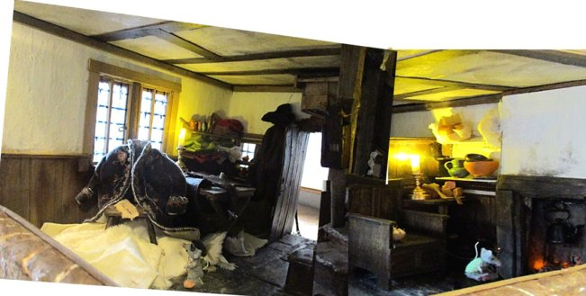 theinfill blog – Clemcold Cottage scratch build eighteenth century scenes - eighteenth century scene overview