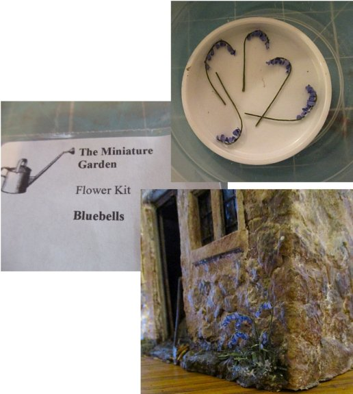 theinfill blog – Clemcold Cottage scratch build eighteenth century scenes - plant kits